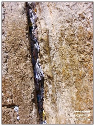 转帖:圣城——耶路撒冷 - 仰望主十架 - 以马内利